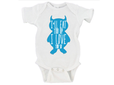 I'll Eat You Up I Love You So Gerber Onesie ®