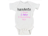 What are Little Girls Made Of? Gerber Onesie ®