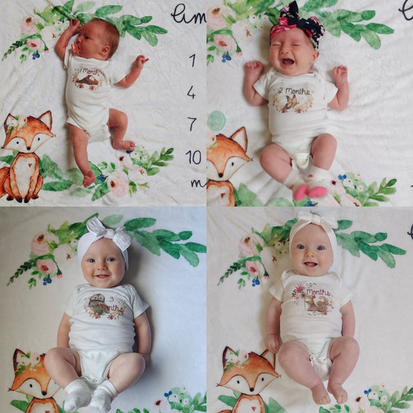 Custom 12 Month Set | Gerber Onesies ® Let me help create your design!