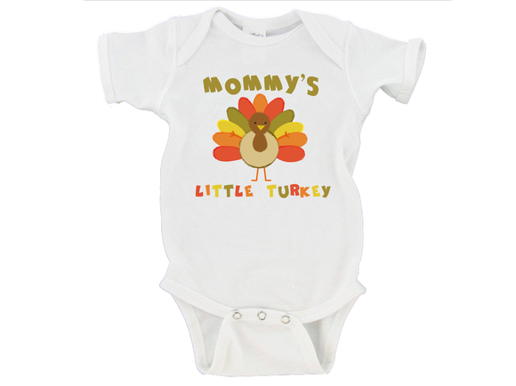 Mommy's Little Turkey Gerber Onesie ®