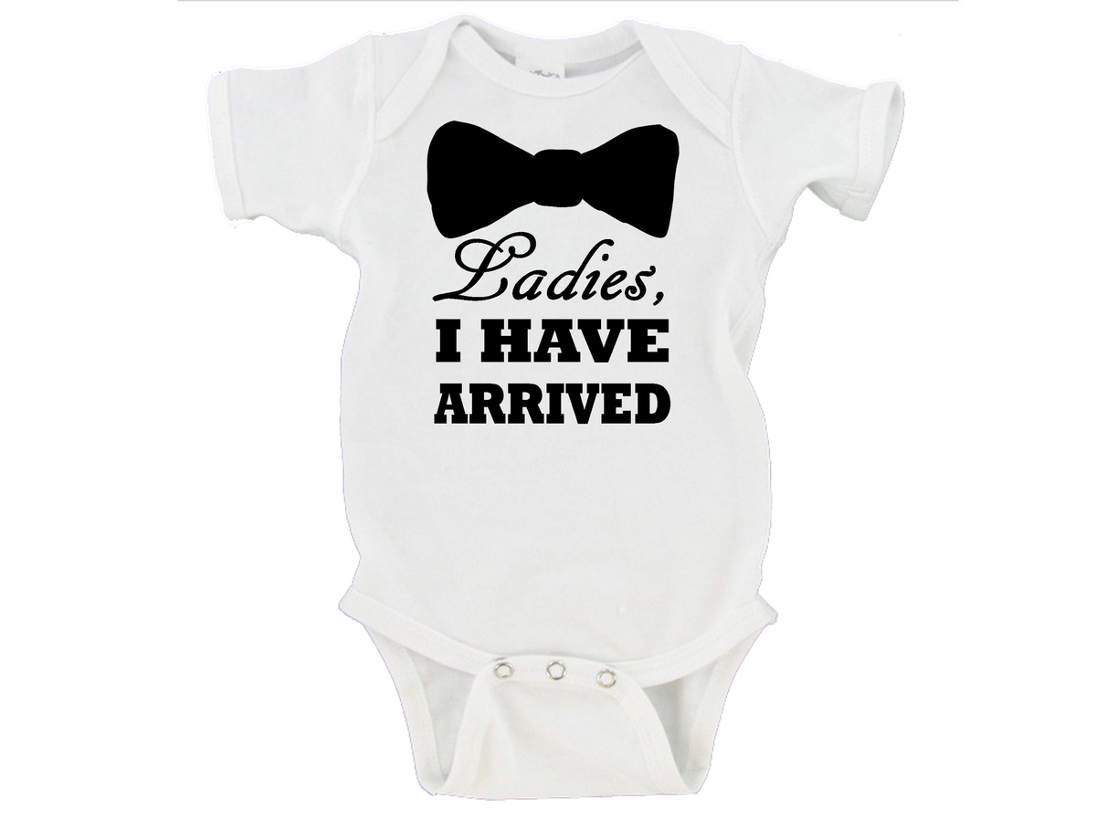 e74b9d171 Ladies, I Have Arrived Gerber Onesie ® – Forever Little One