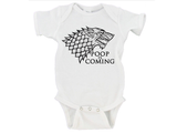 Poop Is Coming Gerber Onesie ®
