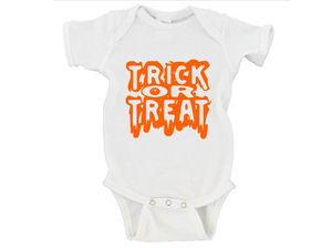 Trick or Treat Gerber Onesie ®