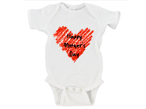 Happy Mother's Day 2016 Gerber Onesie ®