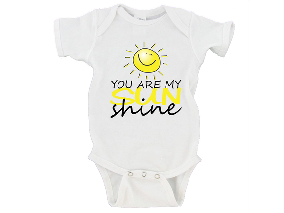 You Are My Sunshine Gerber Onesie ®