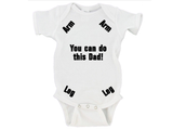 You Can Do This Dad! Gerber Onesie ®