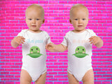 Two Peas in a Pod | Gerber Onesie ® Twin Set