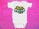 Suns Out Guns Out Gerber Onesie ®