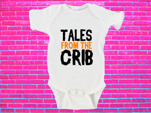 Tales From The Crib Halloween Gerber Onesie ®