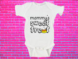 Mommy's Sweet Treat Halloween Gerber Onesie ®
