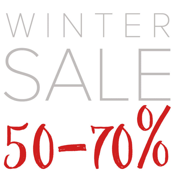 The 2018 Winter Sale at ALICE is Here!