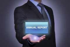 Annual Report Filing & Company Maintenance Services