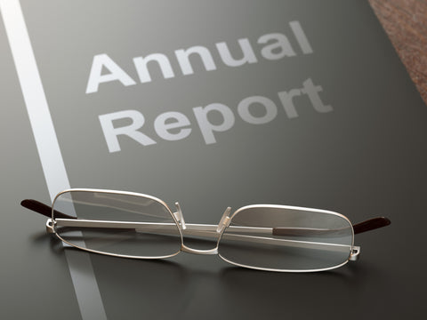 Filing your Annual Report