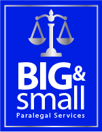 Big & Small Paralegal Services