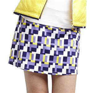 GG Blue Movement Skort Twilight