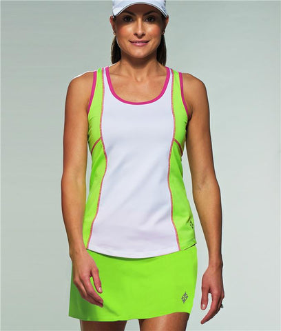 JoFit Mirage Tennis Tank FT015
