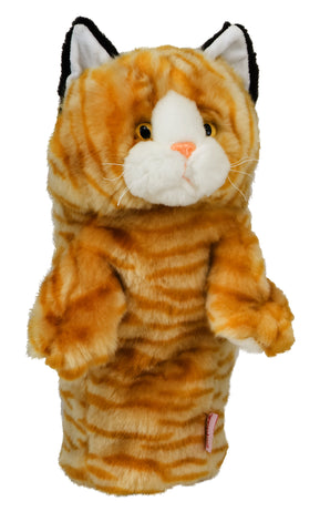 Daphne's Headcover Calico/Tabby Cat