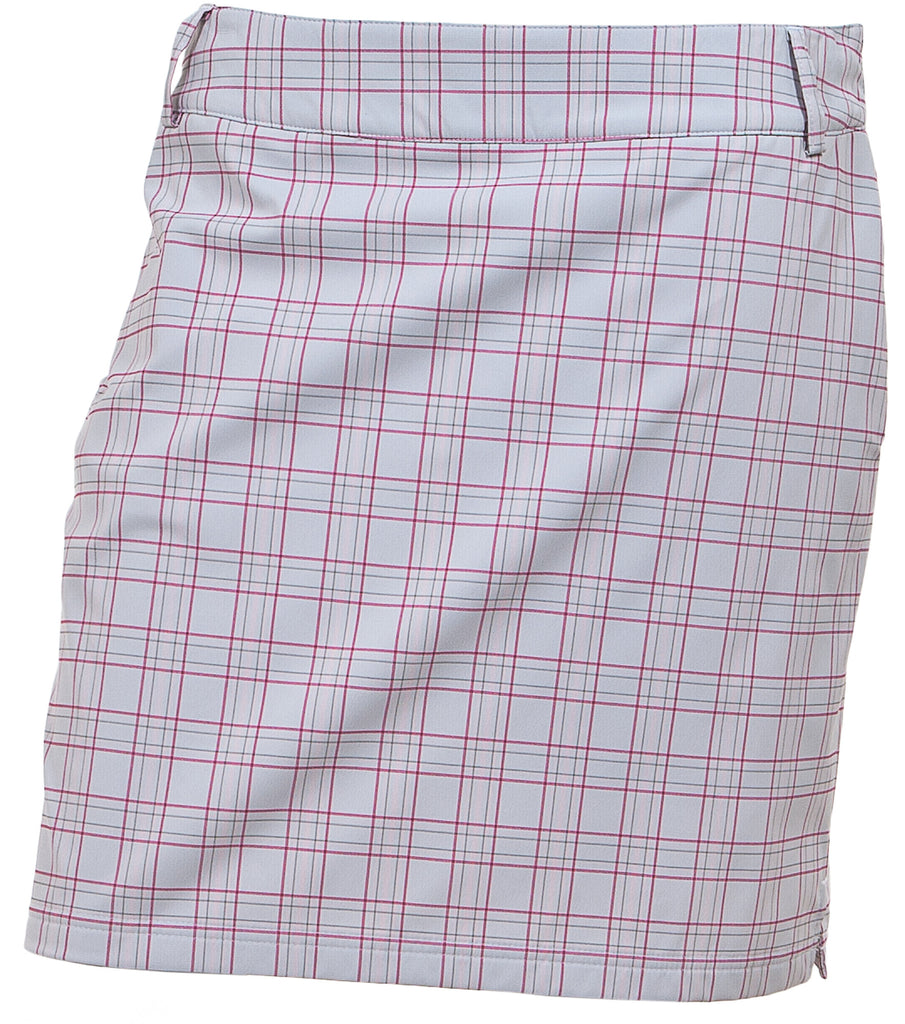 AUR Passion Plaid Skort