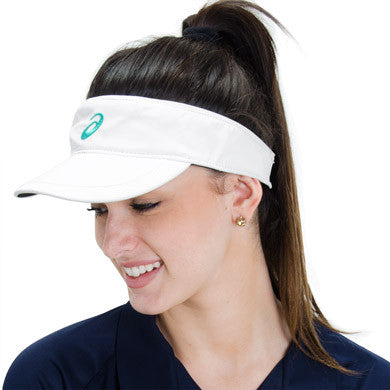 Asics Straight Set Visor ZC1767