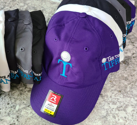 Tee Time at Tiffany's Golf Hat
