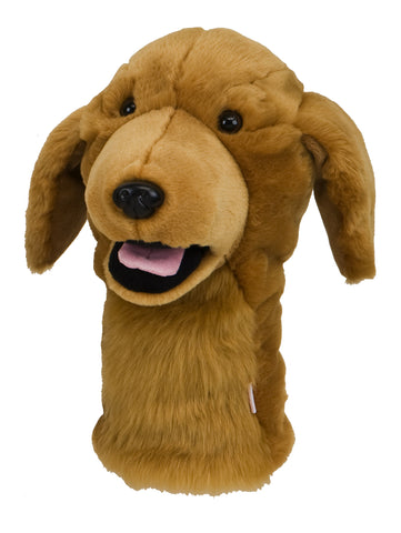 Daphne's Headcover Golden Retriever