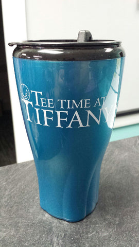 Tee Time at Tiffany's Coffee Mug