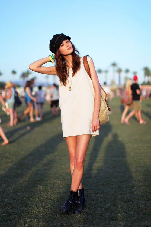 How to be a Festival Fashionista