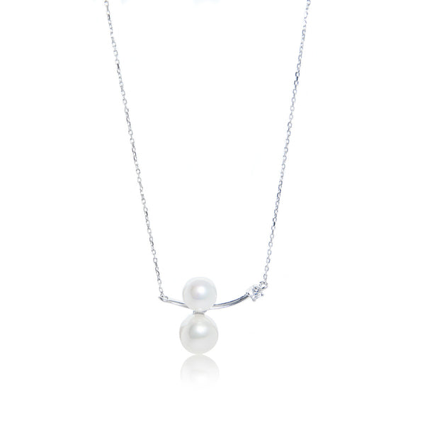 Alison- Pearl Necklace