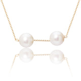 Lidia- Pearl Necklace