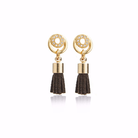 Katie- Tassel Earrings