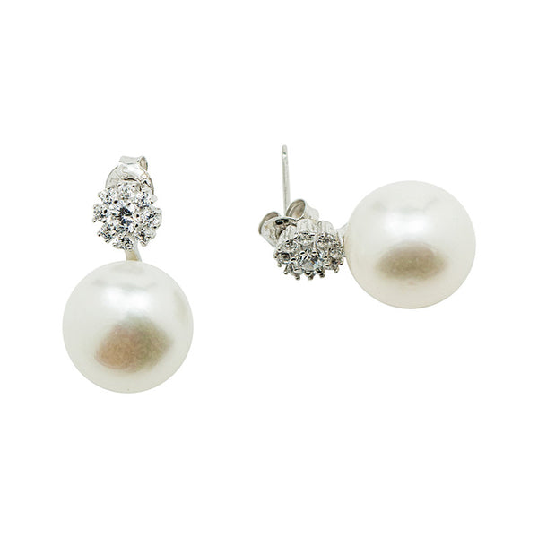 Jenny- Pearl Earrings