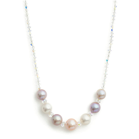 Nancy- Pearl Necklace