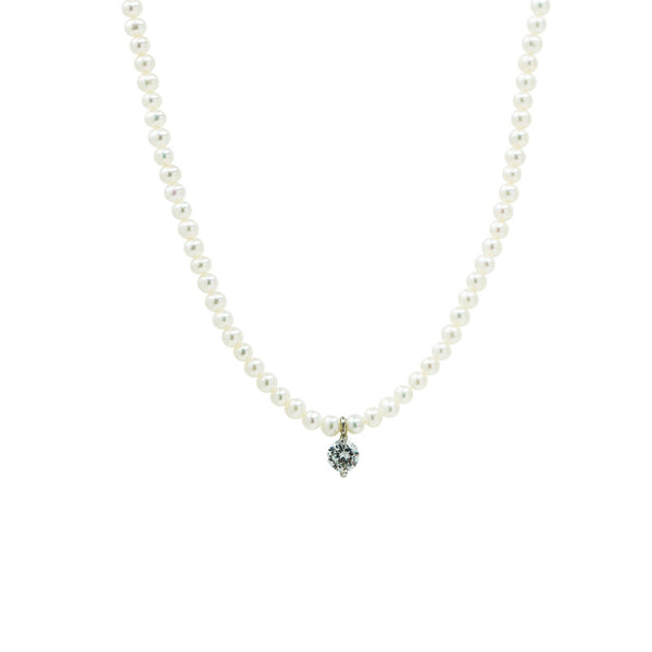 Lorelai- Pearl Necklace