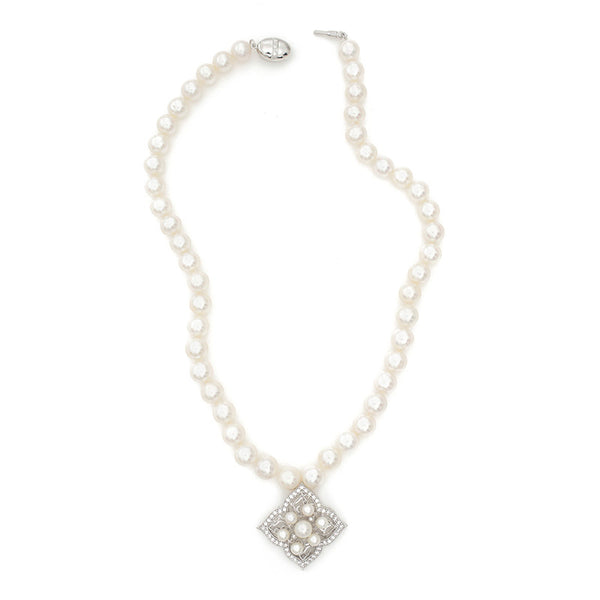 Kate- Pearl Necklace