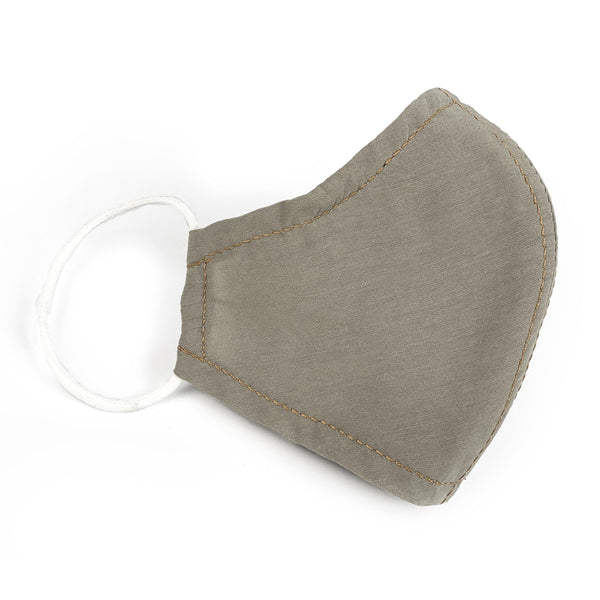 Face Mask, Double Layer, Filter Pocket, Reusable, Washable, Lightweight, Black, Gray, Green, Printed