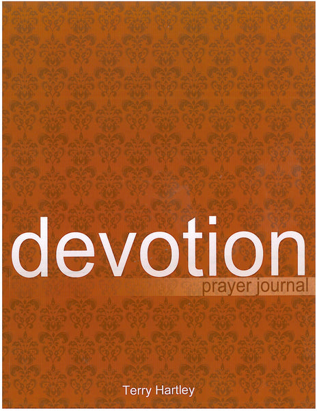 Devotion Prayer Journal