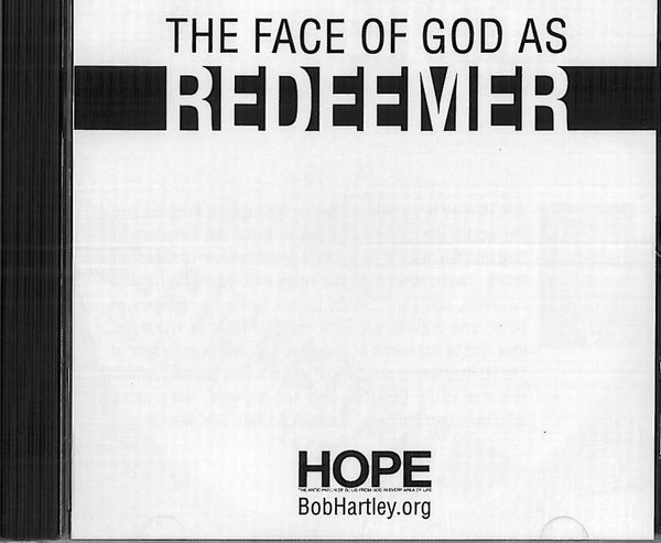 Face of God as REDEEMER