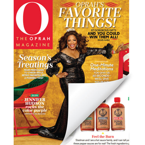 Oprah's Favorite Thiiiings!