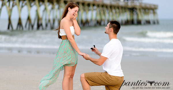 58 Most Romantic Ways to Propose Her