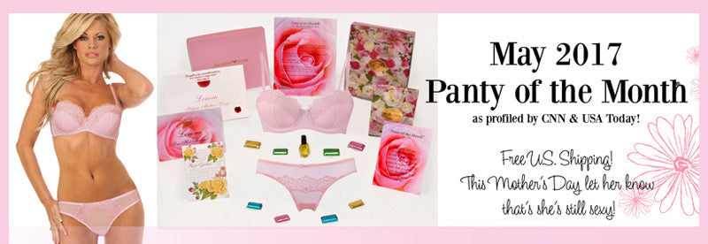 May Panty of the Month