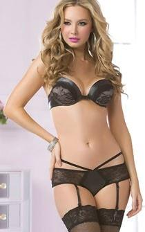 Gimme Kisses Bra & Panty Set