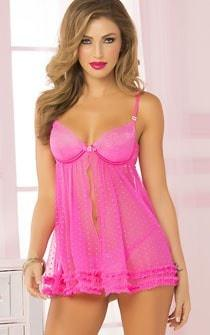 Timeless Beauty Babydoll