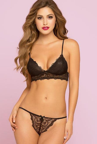 Venice Waits for You Bra & Panty Set