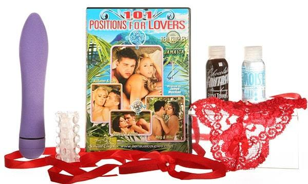 Sensual Couples Sensual Pleasure Kit