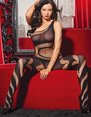 Snake Charmer Body Stocking