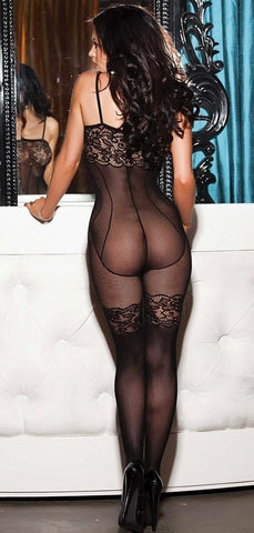 Corset Body Stocking