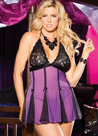 Playtime Babydoll Plus Size
