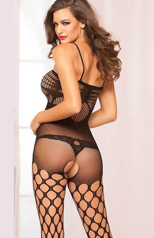 Black Passion Bodystocking
