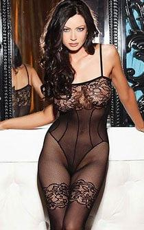 Corset Body Stocking - Panties.com