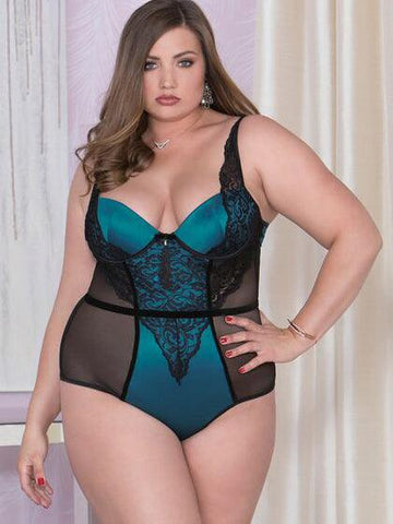 Holiday Seduction Teddy Queen Size